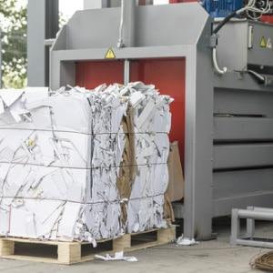 vérins de presses à balle de papier carton, de traitement des métaux, de cisailles, broyeurs